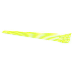 EXTRA LONG BODY CLIP 1/10 - FLUORESCENT YELLOW (6)