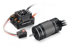 EZRUN-COMBO MAX8-T PLUG-4268/2600KV