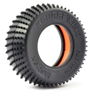 FASTRAX 1/10 KOURSE KING SHORT COURSE TYRE - SOFT COMPOUND