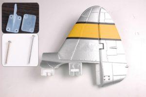 FMS 1700MM P47 RUDDER
