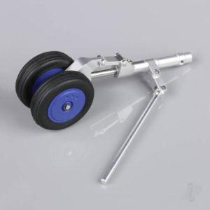 Front Landing Gear (Leg+Wheel) (for Mig-29)