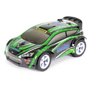 FTX HOOLIGAN JNR 1/28TH RTR RALLY CAR - GREEN FTX5526G