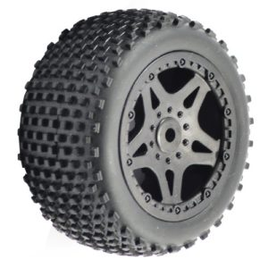 FTX SURGE REAR BUGGY MOUNTED WHEELS/TYRES (PR)