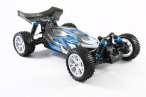 FTX Vantage RTR 1/10th 4WD Brushed, 2.4Ghz and Waterproof ESC