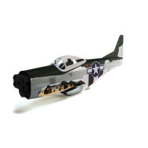 Fuselage w/ Hatch: P-51D 20cc