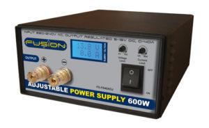 Fusion 600W Adjustable Power Supply