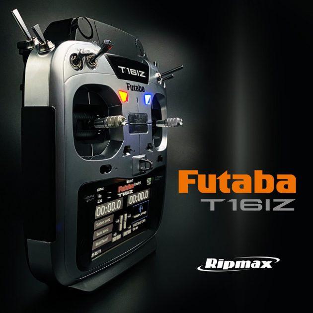 Futaba 16IZ with R7108SB & Tx Li-Po