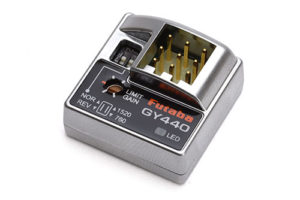 Futaba GY440 Gyro Mems Aero Single Output (AVCS)