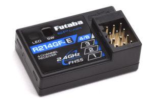 Futaba R214GFE 4-Channel 2.4GHz S-FHSS Rx
