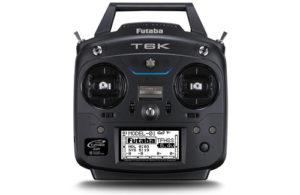 Futaba T6K V2 - 8 Channel 2.4GHz T-FHSS (Dry) & R3006SB Combo (Mode 2)