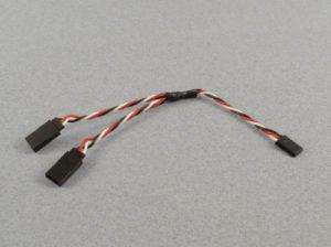 Futaba Y Lead (Silicone) 150mm