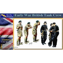 Gecko Models 1/35 Modern British Infantry Circa