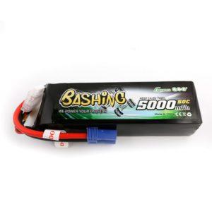 Gens Ace Li-Po Car 4S 14.8V 5000mAh 50C with EC5