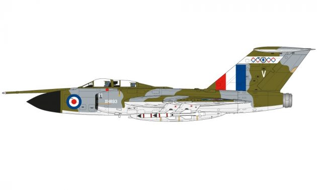 Gloster Javelin FAW.9/9R 1:48 - A12007