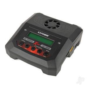 GT Power X2 Mini Charger 50W x2 AC / 100W x2 DC (UK)