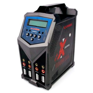 GT Power X4 Charger 4x100W Charger (UK)