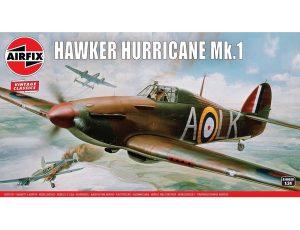 Hawker Hurricane Mk1 1:24 - A14002v
