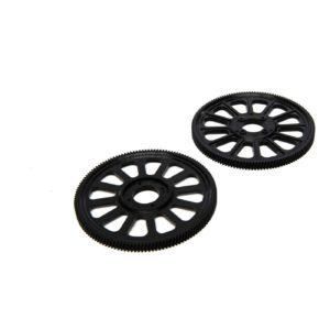 Helical Main Gear (Black) BLH5337