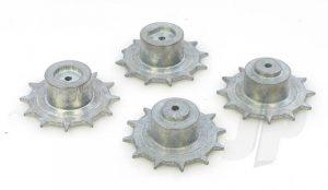 Henglong Usm41A3 Walker Metal Drive Wheels (Pair)