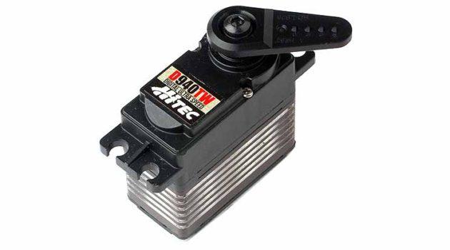 Hitec D940TW Wide Voltage Ultra Speed Servo