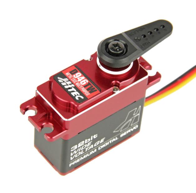 Hitec D946TW Wide Voltage Multi Purpose