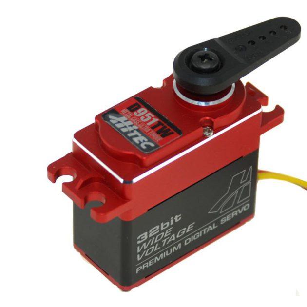 Hitec D951TW Wide Voltage Ultra Torque