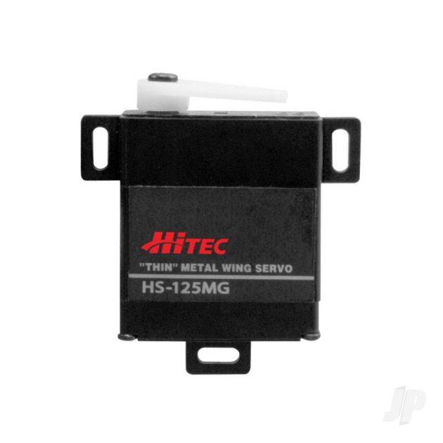 Hitec HS125MG Metal Gear Slim Wing Servo