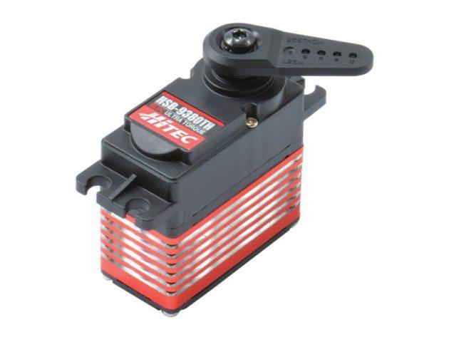 Hitec HSB9380TH Brushless High Voltage (HV) Ultra Torque Servo