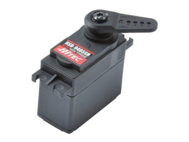 Hitec HSB9485SH Brushless High Voltage (HV) Ultra High Torque Servo