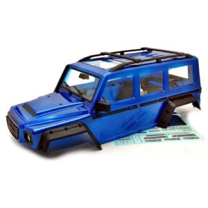 HOBAO DC-1 DC1 PAINTED BODY- BLUE