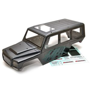 HOBAO DC-1 DC1 PAINTED GREY BODY WITH ACCESSORIES SET