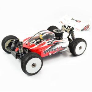HOBAO HYPER VS 1/8 RTR BUGGY W/HYPER 30 TURBO ENGINE
