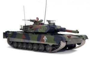 Hobby Engine Abrams Tank Forest Camo