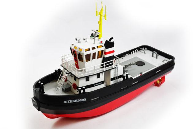 Hobby Engine Premium Label Richardson 1:36 Tug Boat