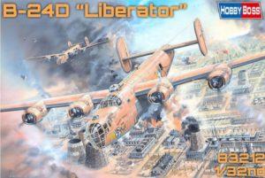 Hobbyboss 1:32 - US B-24D Liberator