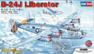 Hobbyboss 1:32 - USAAF B-24J Liberator 83211
