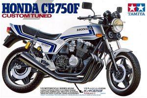 HONDA CB750F CUSTOM TUNED LTD