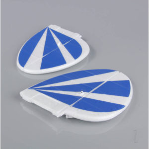 Horizontal Stabilizer (Painted) (for J3)