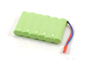 HUINA 1550/1570/1573/1574/1577 BATTERY (6CELL 400MAH 7.2V NI-MH) JST RED CONNECTOR