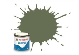 Humbrol 106 Ocean Grey Matt - 14ml Enamel Paint