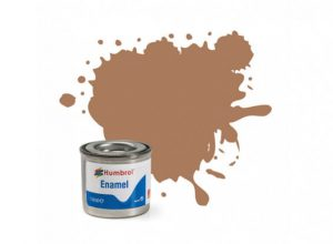 Humbrol 118 US Tan Matt - 14ml Enamel Paint
