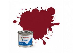 Humbrol 133 Brown Satin - 14ml Enamel Paint