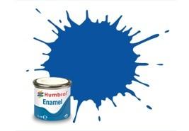 Humbrol 14 French Blue Gloss - 14ml Enamel Paint
