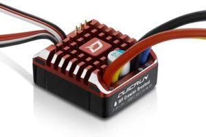 HobbyWing HW30112750 - QUICRUN-WP-1080-80A Brushed Crawler