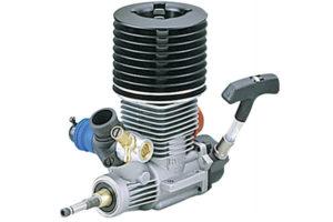 Hyper 21 Pull start engine SG CRANK (TURBO HEAD)