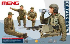 Meng Model 1:35 - IDF Tank Crew MNGHS-002