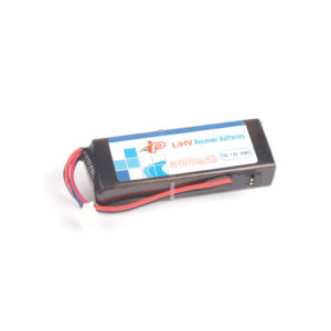 Intellect Lipo Rx/Tx Flat Pack 2400mAh 7.6V