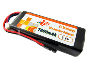 Intellect - Rx/Tx LiFe 1600mAh 1C 2S-SQ Flat