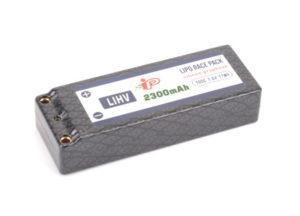 Intellect-Lipo 2300mAh 100C-2S1P-HC8 hard
