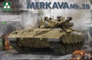 Israeli Main Battle Tank Merkava Mk 2B